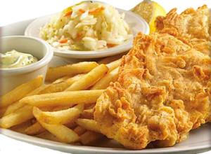 Hasty Fish Fry